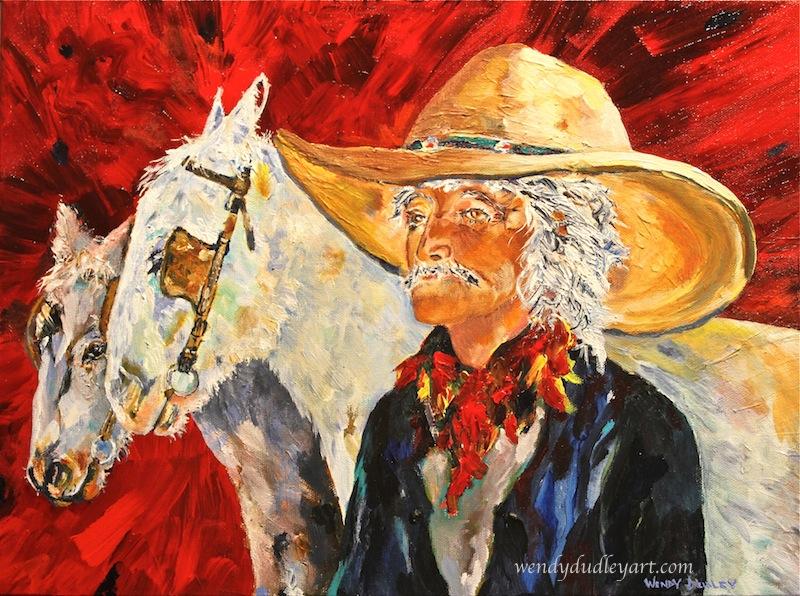 Los Viejos Original 20 x 16 $400