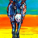 Desert Nomad Limited Edition Giclee 8 x10 $150
