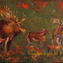 Moose Music. Commissioned.