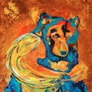 The Last Dance Giclee 20 x 20 $450